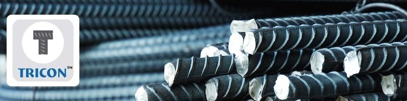 Tricon TMT Bar - Construction Steel by Nirmal Group