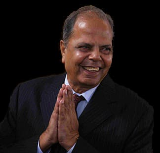 Mr. Ram Autar Saraf - Founder and Chairman of Nirmal Group