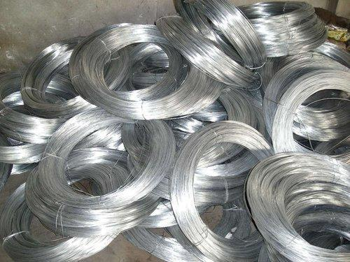 GI stay wire coils - Nirmal Group