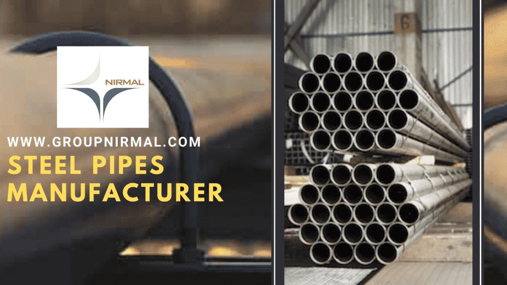 steel pipes manufacturer