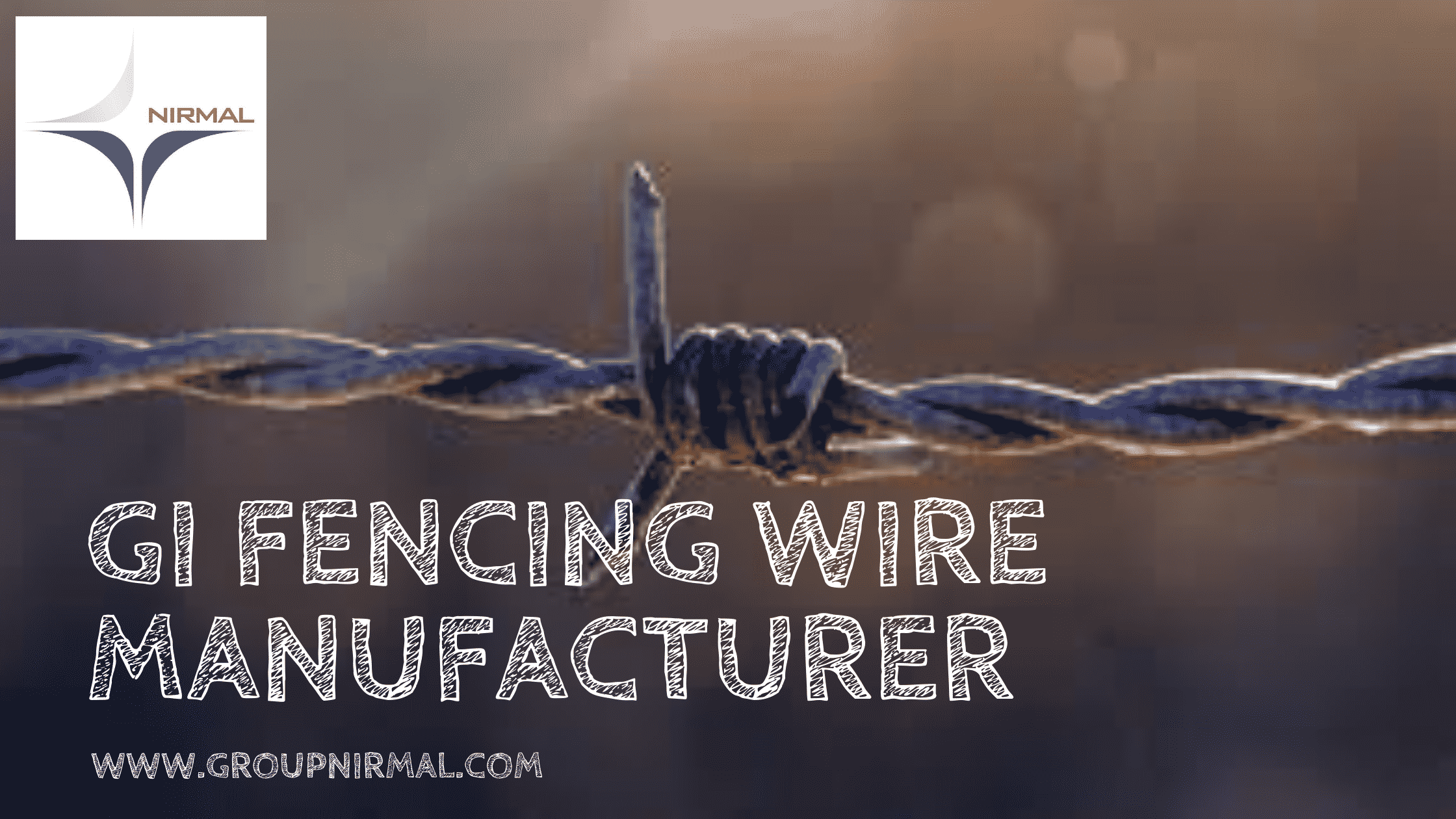 gi fencing wire manufacturer