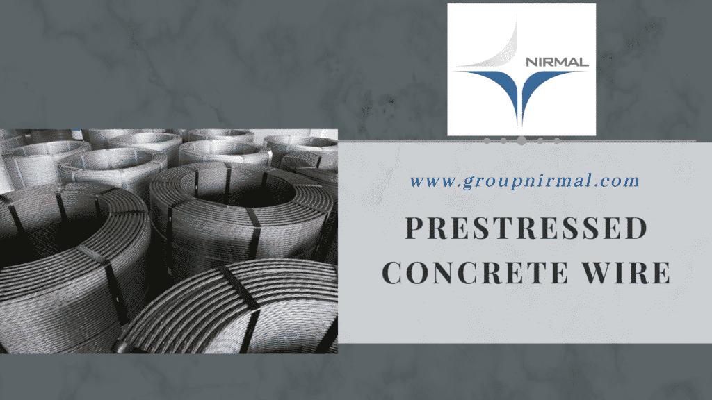 prestressed concrete wire